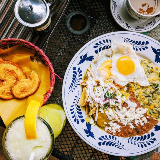 Breakfast at Maria California