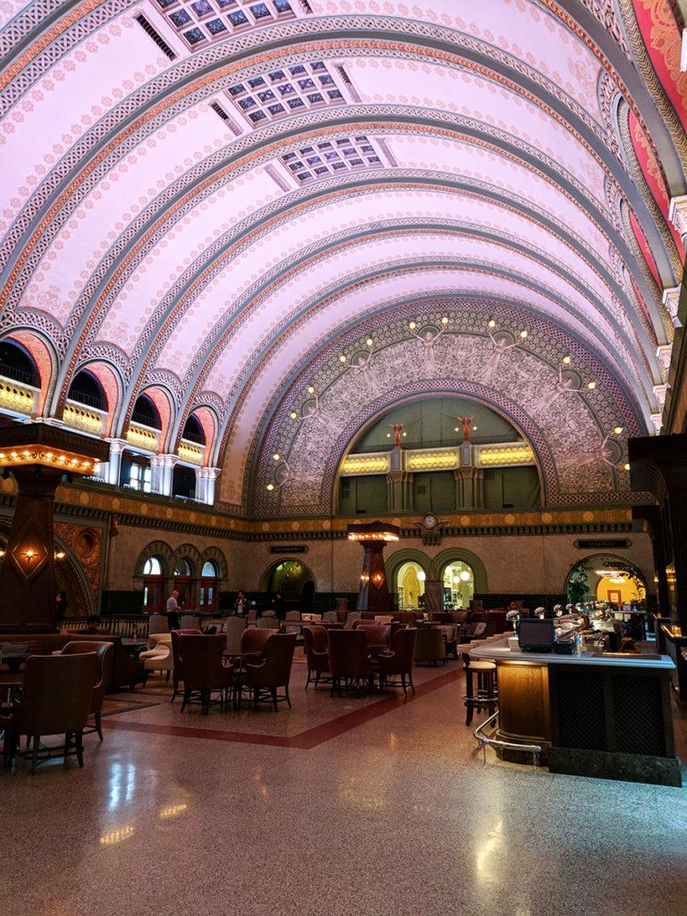 Grand Hall Union Station Hotel