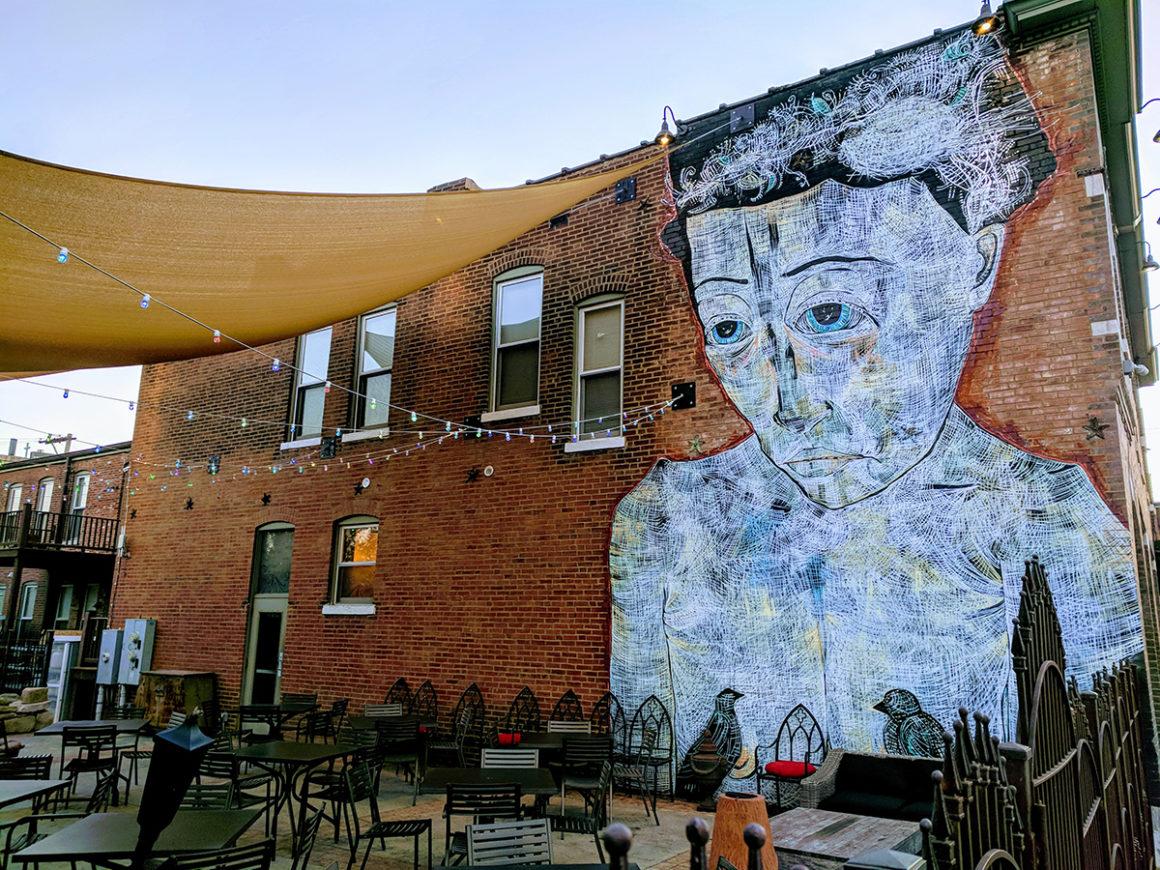 street art in St Louis