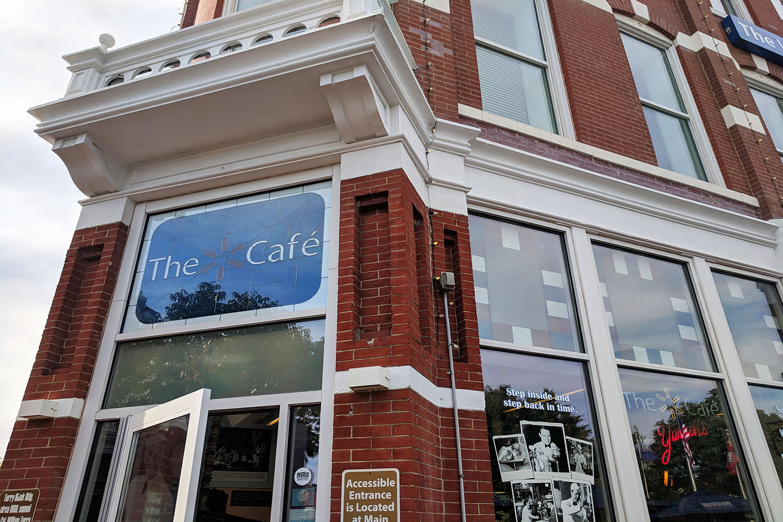 The Walmart Cafe a reason to visit Bentonville