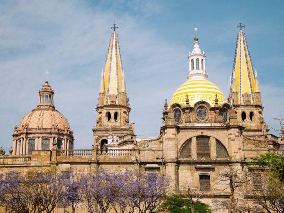 The Cathedral of Guadalajara