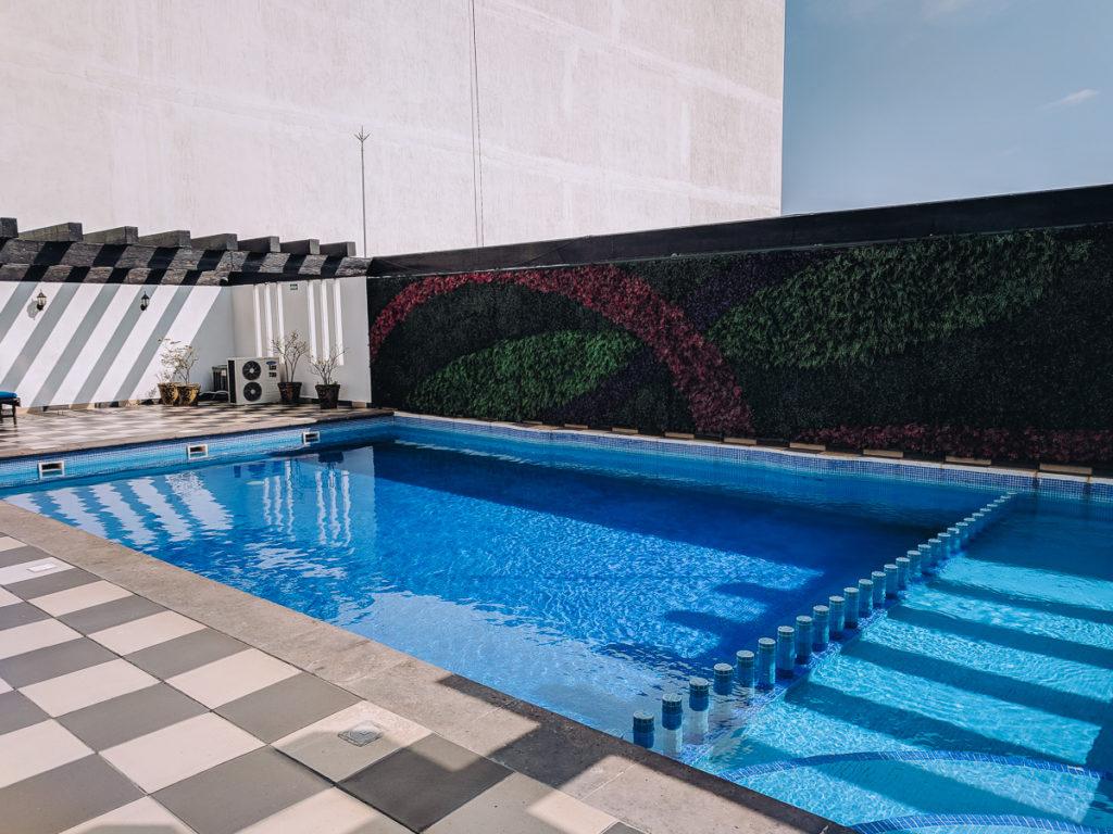 Hotel Morales Rooftop Pool