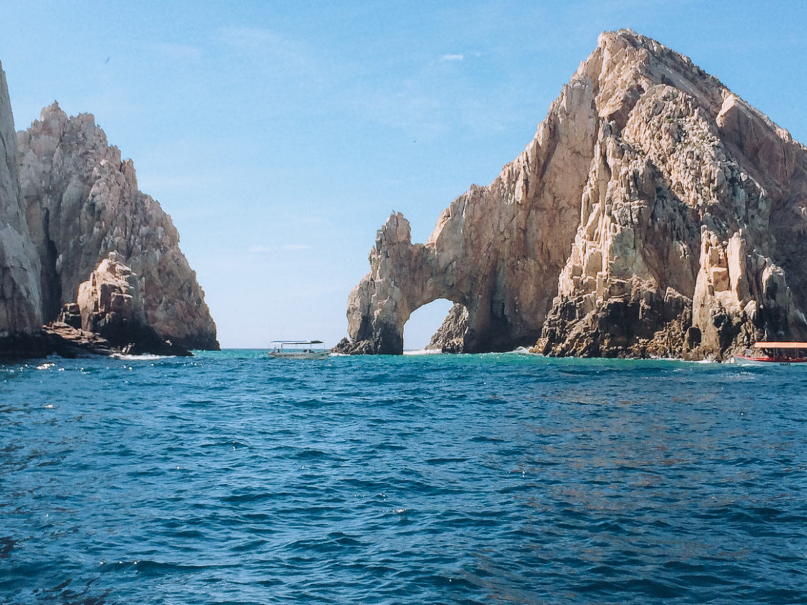 The Arch Land's End Cabo San Lucas. One of the best things to see when you travel to Cabo San Lucas