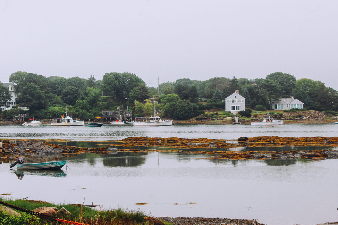 Cape Porpoise Harbor Kennebunkport Maine