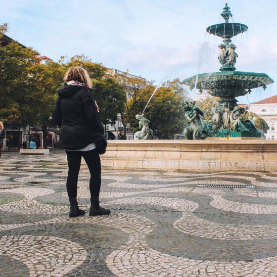 Southerner Says in Lisbon