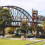 Clinton Memorial Bridge Little Rock Arkansas