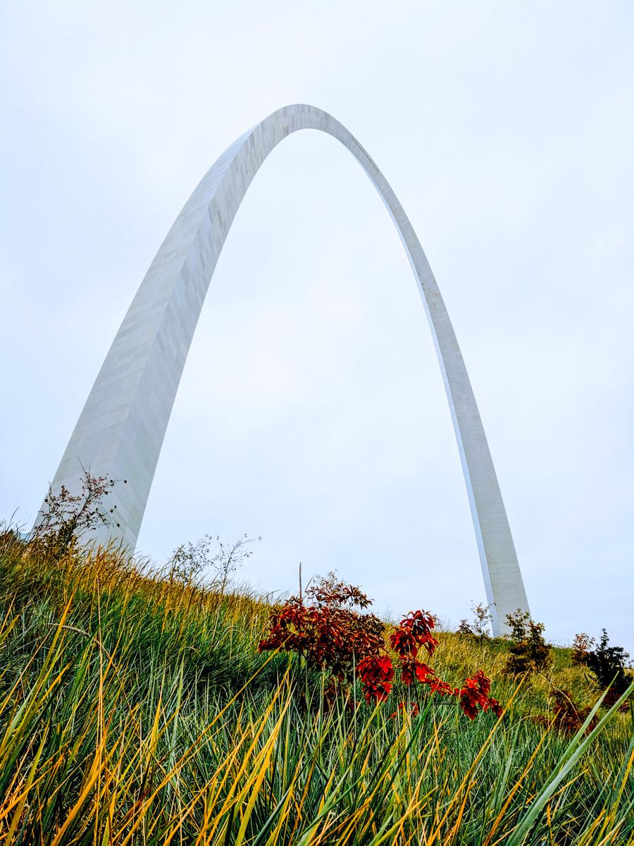 Gateway Arch National Park St Louis Missouri